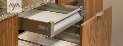 BASE DRAWER | 1 ROLL-OUT