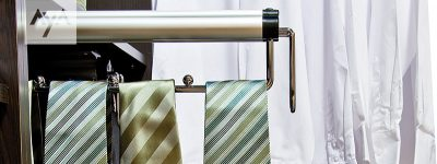 Closet Pull-Out Ties