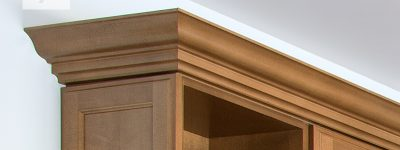 TRADITIONAL CROWN MOULDING